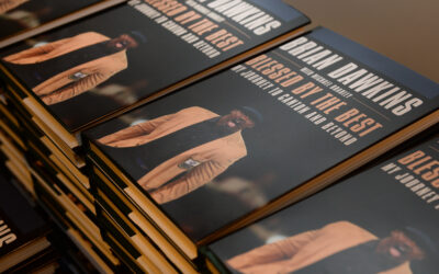 Dawkins Releases Memoir: Blessed by the Best